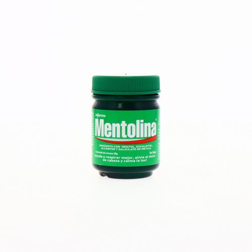 Ungüento Mentolina 38 Gr