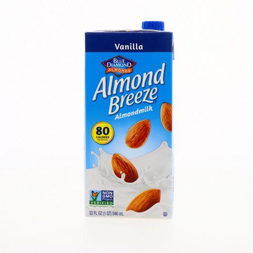 Bebida De Almendra Blue Diamond De Vainilla 32 Oz