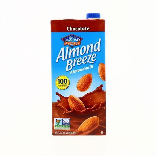 Bebida De Almendra Blue Diamond Con Chocolate 946 Ml