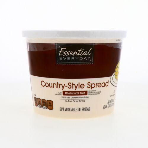 Mantequilla Essential Everyday Libre De Colesterol 45 Oz
