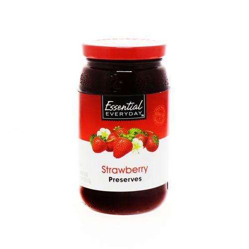 Mermelada Essential Everyday Fresa 18 Oz