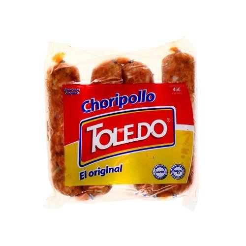 Choripollo Toledo 4 Un 46 Gr