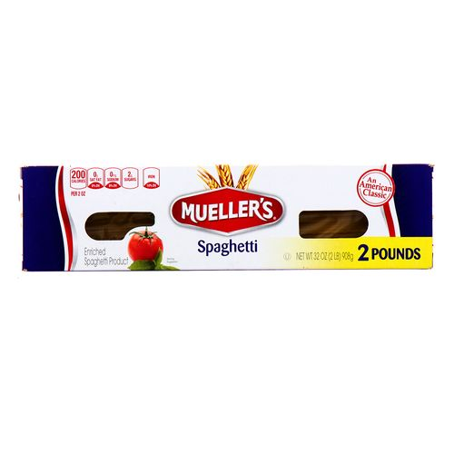 Spaguetti Muellers 32 Oz