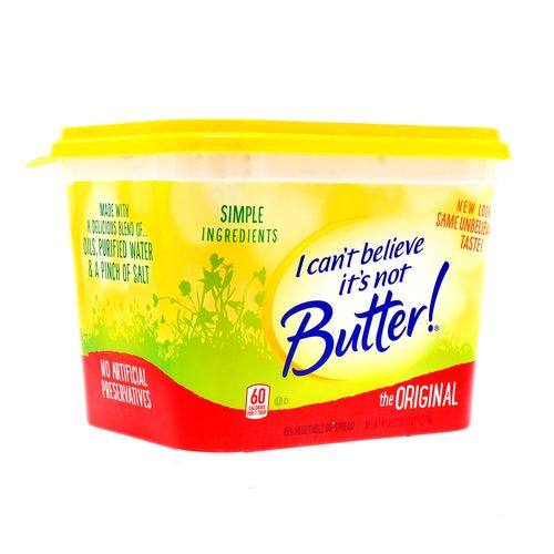 Margarina I Cant Believe Original 45 Oz