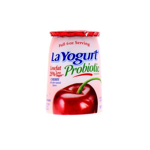 Yogurt La Yogurt Cereza 6 Oz