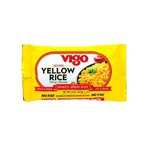Arroz Amarillo Vigo Saffron 227 Gr