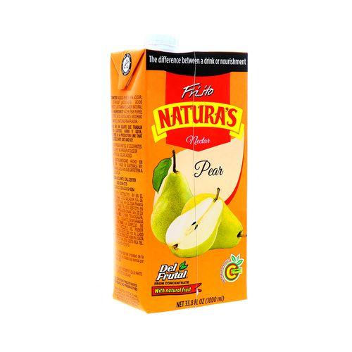 Nectar Friito Naturas Pera Concentrado 1000 Ml