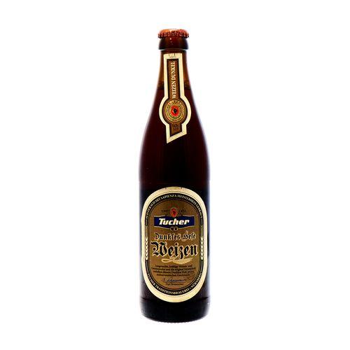 Cerveza Tucher Weizen Dunkel 0.5 Lt