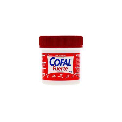 Crema Cofal Fuerte 60 Gr