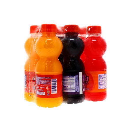 Bebida Fristy Sabores Pack 236 Ml X 6 Un