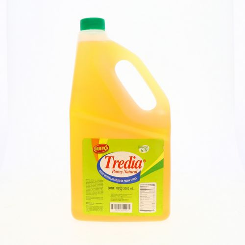 Aceite Vegetal Tredia 3000 Ml