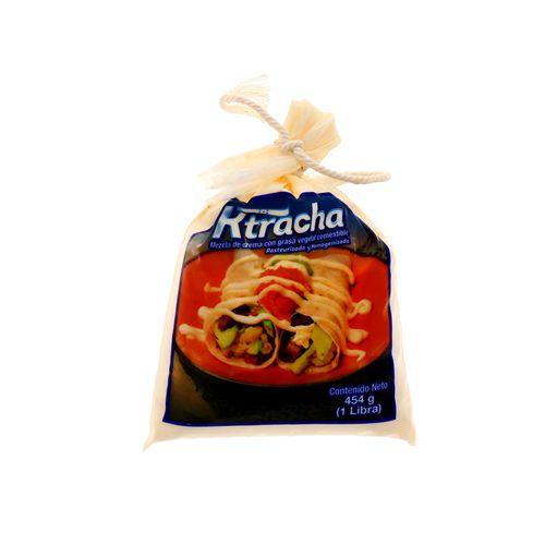 Crema Ktracha Con Grasa Vegetal Comestible 454 Gr