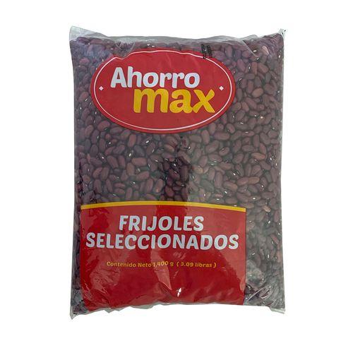 Frijol Rojo Ahorro Max 1400Gr