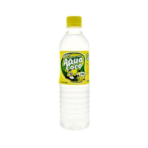 Agua De Coco Cocosteño Envasada 500 Ml