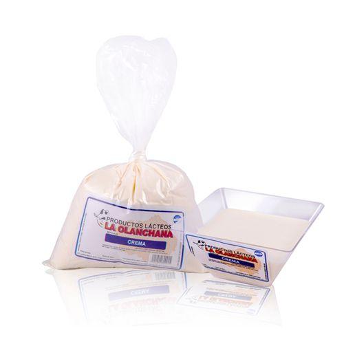 Mantequilla Crema La Olanchana X Lb