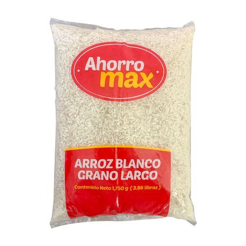 Arroz Blanco Ahorro Max 1750 Gr
