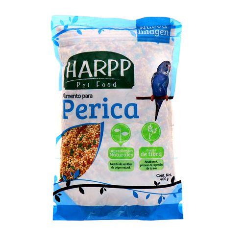 Alimento Para Perico Harpp 400Gr
