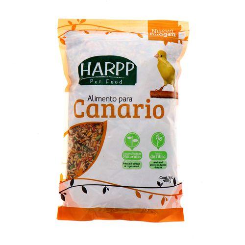Alimento Para Canarios Harpp 400Gr