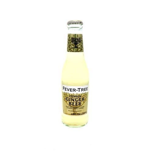 Fever Tree Soda Ginger Beer 6.8Oz