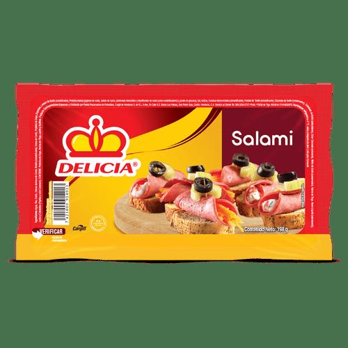 Salami Delicia 198 Gr
