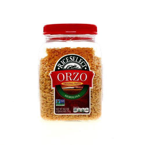 Pasta Semolina Riceselect Orzo Tradicional 26.5 Oz