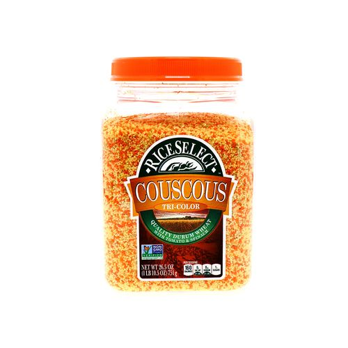Couscous Rice Select Tricolor 31.7 Oz
