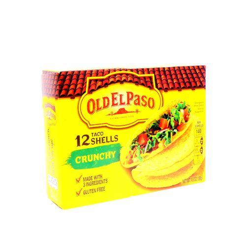 Comida Hispana Oep Taco 4.6 Oz