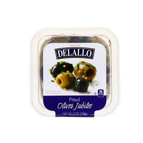 Aceituna Delallo Deshuesada Jubilee 7 Oz