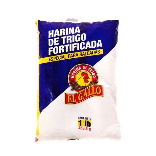 Harina De Trigo El Gallo 1 Lb