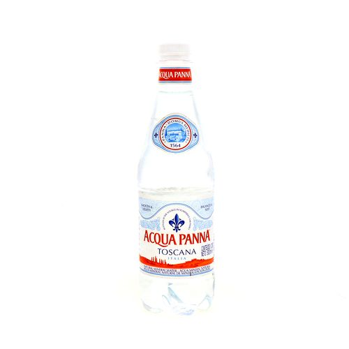 Agua Mineral Acqua Panna Toscana Pet 500 Ml