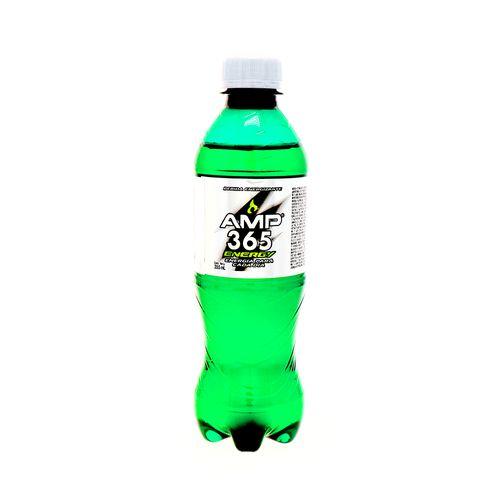 Bebida Energizante Amp Energy 355 Ml