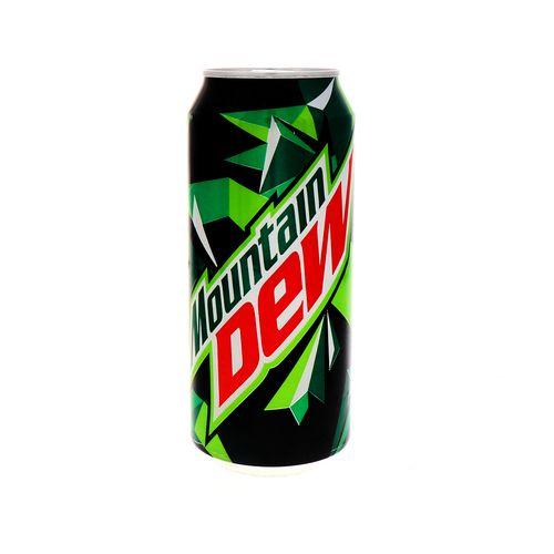 Bebida Mountain Dew Natural A Citrus Lata 473 Ml