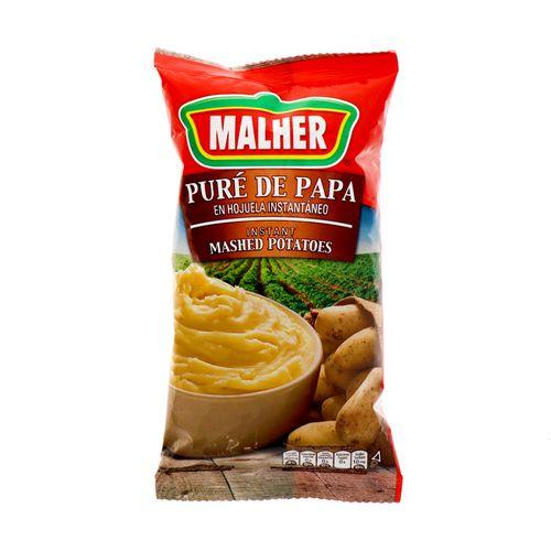 Pure De Papa Malher Instantáneo En Hojuela 200 Gr