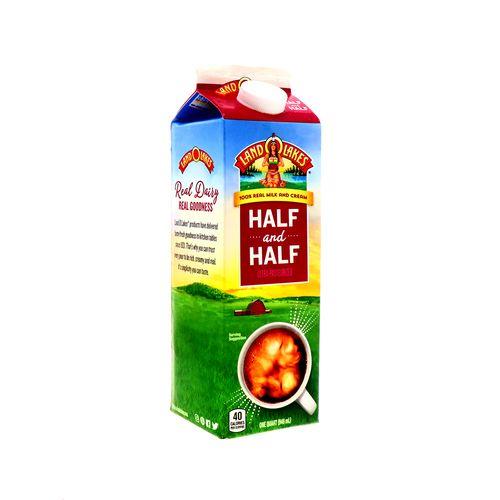 Bebida Land O Lakes Mini Moos Half & Half 32 Oz