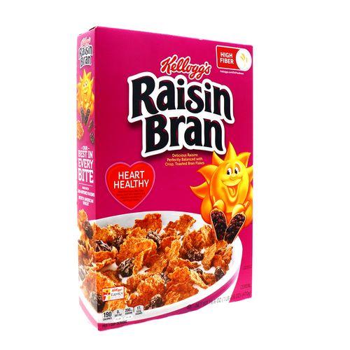 Cereal Kelloggs Raisin Brand 16.6 Oz