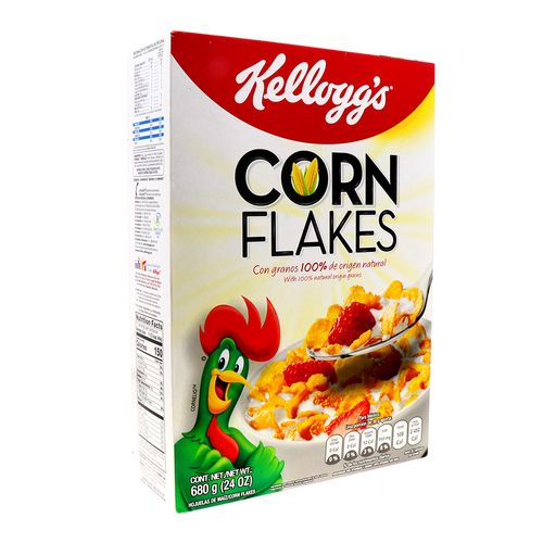 Cereal Kelloggs Corn Flakes 680 Gr