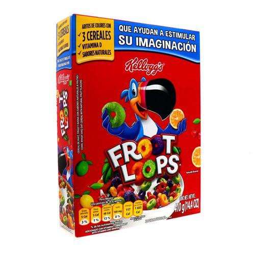 Cereal Kelloggs Froot Loops 410 Gr