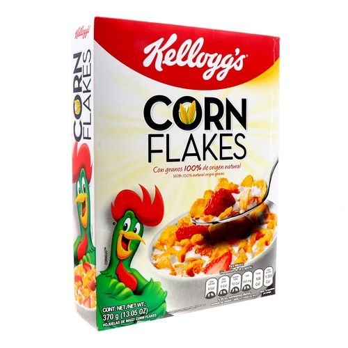 Cereal Kelloggs Corn Flakes 370 Gr