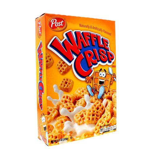 Cereal Post Waffle Crisp 11.5 Oz