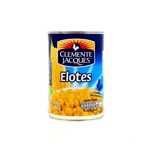Elotes Clemente Jacques 410 Gr