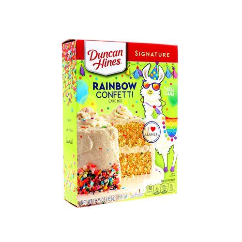 Mezcla Para Pastel Duncan Hines Confetti 15.25 Oz