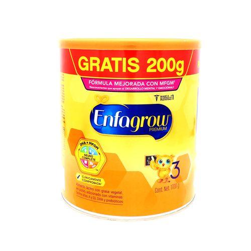 Formula Infantil Enfagrow Premium 3 1700 Gr