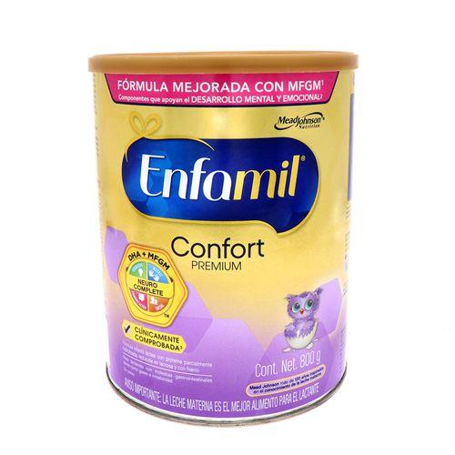 Formula Infantil Enfamil Confort Premium 800 Gr