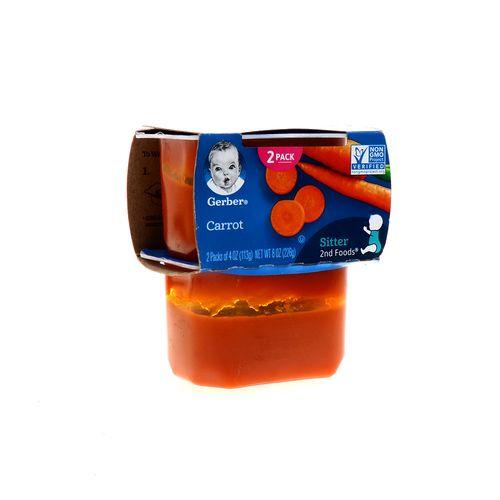 Colado Gerber De Zanahoria 2-3.5Oz