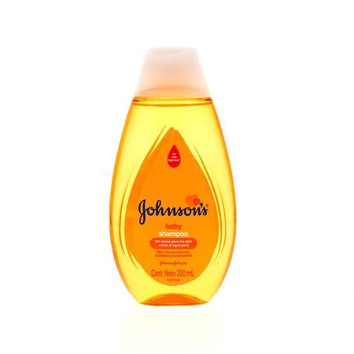 Shampoo Johnsons Baby Original 200 Ml