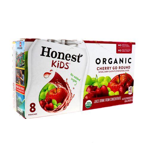 Bebida De Jugo Honest Kids Organic Cereza 86.75 Oz