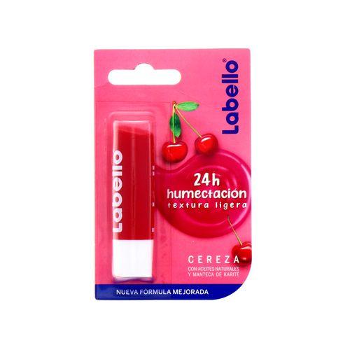Brillo Labial Labello Protector Cereza 4.8 Gr
