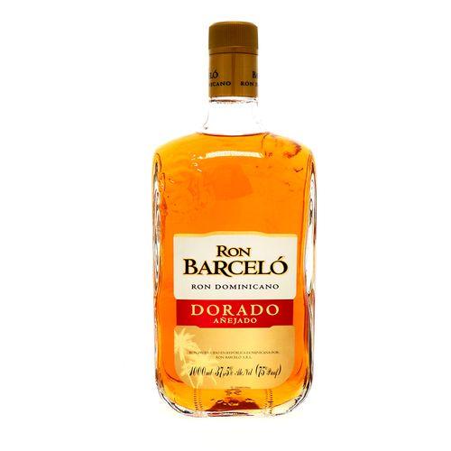 Ron Barceló Dorado Anejado 1000 Ml