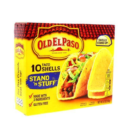 Tortilla Para Taco Old El Paso Stand N Stuff 10Un 4.7Oz