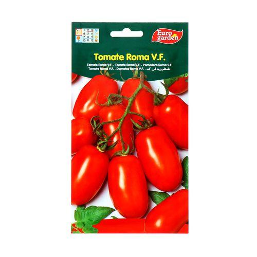 Semillas De Tomate Roma Eurogarden V.F. 2 Gr